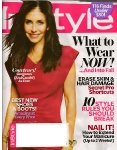 instyle august 2010