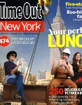 time out NY may 2011